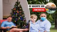 """DE VAKANTIE VAN Marc Van Ranst (55): """"Nog geen tijd gehad om de kerstboom af te breken, hij mag blijven staan"""""""