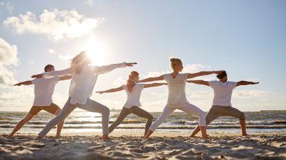 Met deze BV kan je binnenkort een yogasessie volgen