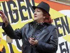 Spreekster Pegida in Utrecht verdacht van discriminatie