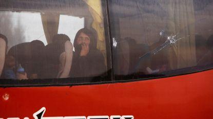 """VN trekken aan alarmbel: """"133.000 mensen op de vlucht uit Oost-Ghouta"""""""