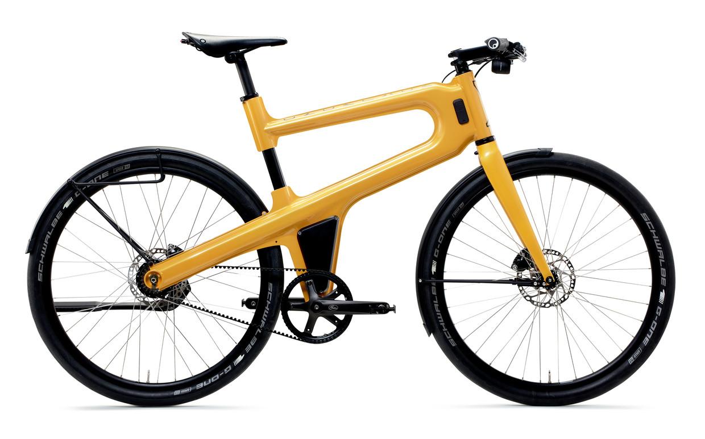 De Delta S e-bike van Mokumono. Beeld