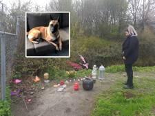 Middelburgse vol verdriet na politie-actie: 'Rex is dood door pepperspray'