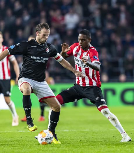 Pablo Rosario na klinkende zege op FC Emmen: 'Niet eens een hele goede wedstrijd van ons'