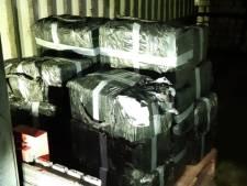 Waren drie mannen met bivakmutsen een dag te laat voor partij van 750 kilo cocaïne in Roosendaal?