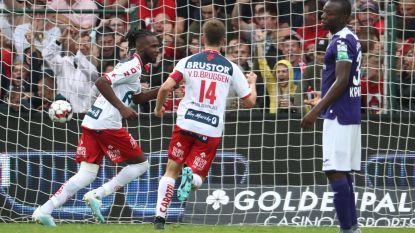 LIVE. Boeken dicht voor Anderlecht? D'Haene pegelt Kortrijk naar 4-2