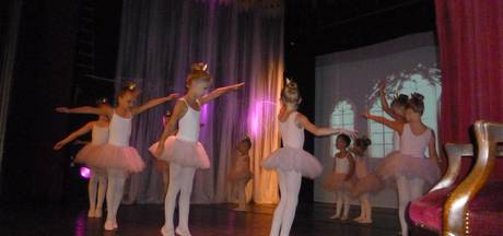 Soldaat redt dansende prinsessen bij optreden in Schijndel