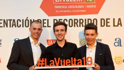 Debatten worden geopend met ploegentijdrit, ook zeven bergetappes en 59 cols: dit is het Vuelta-parcours 2019