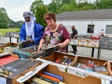 Oudenbossche boekenmarkt met overvloed voor kwetsbaren