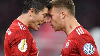 FT Buitenland (3/4). Tiental Bayern met de schrik vrij in krankzinnig bekerduel -  Invaller Mertens gaat met Napoli de boot in bij degradatiekandidaat