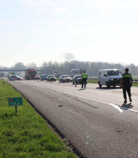 File op A1 bij Enter na ongeval opgelost