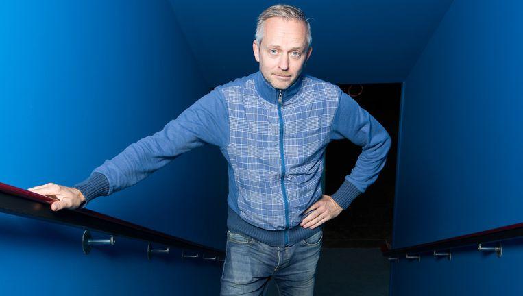 Regisseur Joost van Ginkel. Beeld Ivo van der Bunt