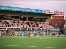 Vinden supporters van FC Eindhoven en Helmond Sport voetbal kijken in coronatijden nog wel leuk?