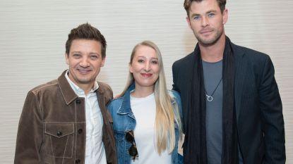 """INTERVIEW. Chris Hemsworth en Jeremy Renner over 'Avengers: Endgame': """"Ik voelde me belachelijk toen ik mijn kostuum voor de eerste keer aanhad"""""""