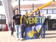 Italiaanse invasie in Eindhoven: 'Waar Inter is, zijn wij ook'