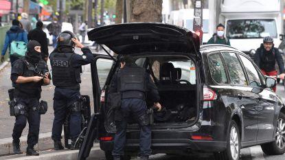 LIVE. Mesaanval vlakbij vroegere kantoor Charlie Hebdo: vier gewonden, dader nog op de vlucht