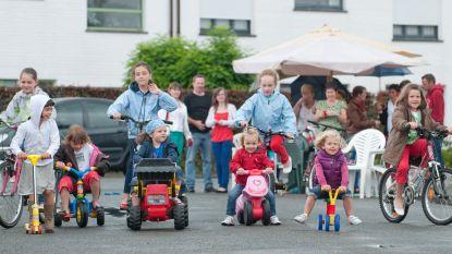 Steenweg in Hundelgem wordt vanaf maandag zeven dagen lang speelstraat