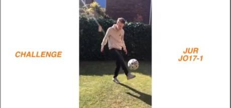 DVOV Stay at Home Challenge houdt jeugd in beweging en 'bij elkaar'