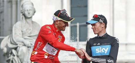 UCI schenkt Froome eindzege Vuelta 2011