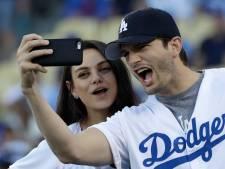 Ashton Kutcher en Mila Kunis reageren in grappige video op roddels