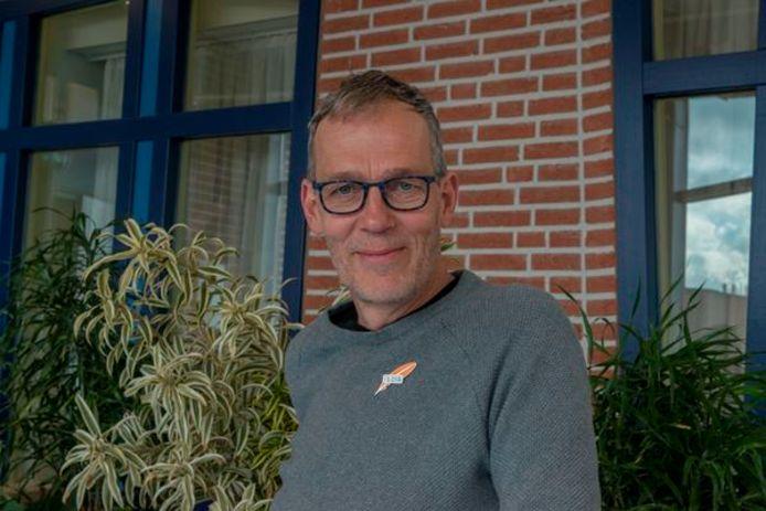 André Broeks kreeg eerder al de Isala-pluim.