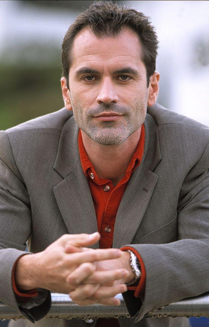 Guy Van Sande als Ludwig in 'Wittekerke'