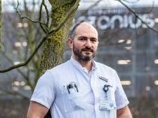 Arts Gor (33) en zijn team bepalen of patiënten naar de intensive care gaan of niet: 'Het is een lastige beslissing, maar ik teken geen doodvonnis'