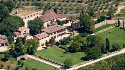 Waarom Brad en Angelina over alles ruzie maken, behalve hun kasteel in Frankrijk