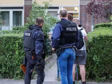 Politie doet invallen in woningen in Lombardijen en Ommoord
