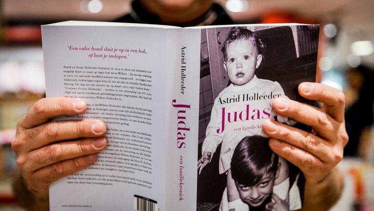 Judas, van Astrid Holleeder. Beeld anp