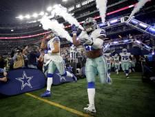 Dallas Cowboys troeft ManUnited opnieuw af als duurste sportclub