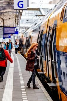 Non-stoptrein tussen Arnhem en Utrecht moet drukte opvangen