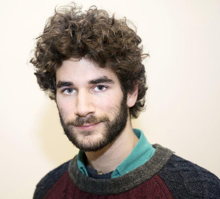 Tivadar Vervoort (23), student filosofie. Beeld Sanne De Wilde