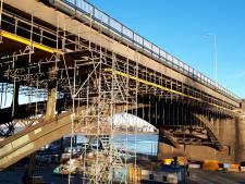 Werk aan Waalbrug op 4 maart van start, vanaf eind maart anderhalf jaar verkeershinder verwacht