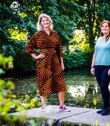 Een afspraak maken om te relaxen in andermans tuin: in Dubbeldam gebeurt het