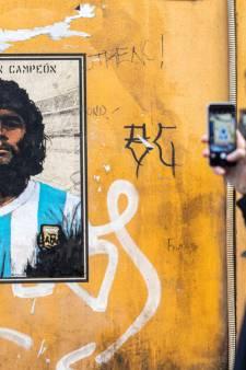 Politie doorzoekt ook praktijk psychiater Maradona: 'Heb mijn best gedaan'