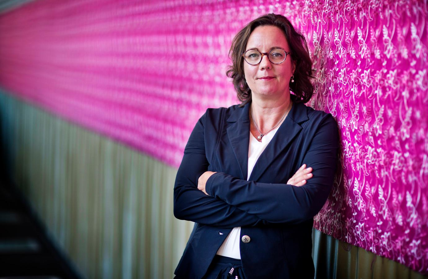 Staatssecretaris Tamara van Ark  van Sociale Zaken en Werkgelegenheid.