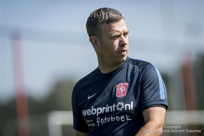 Rene Hake: op trainingskam