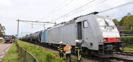 Brand in locomotief leverde in september geen gevaar op, laat ProRail aan Oisterwijk weten