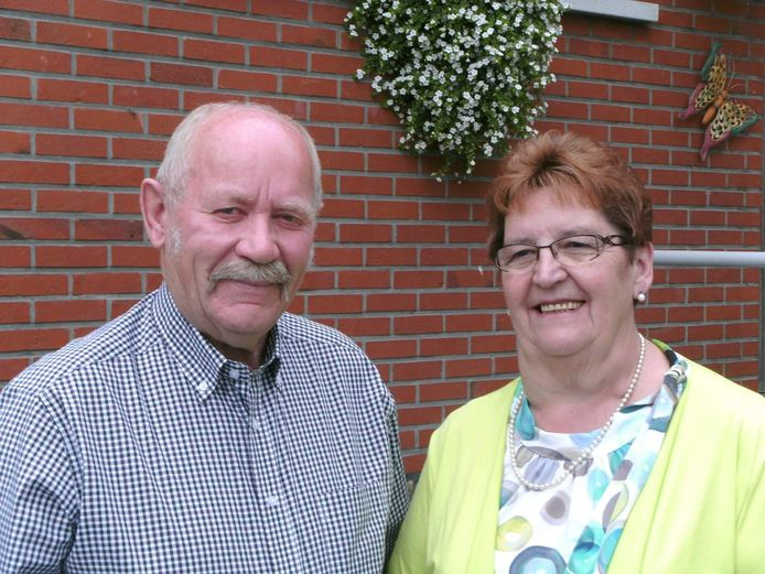 De toestand van Marcel (80) gaat achteruit. Hier ziet u hem met zijn vrouw Kristine. Zij overleed 3 jaar geleden.