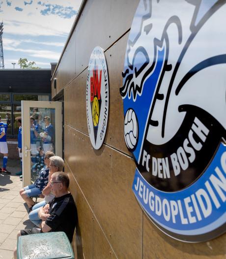 FC Den Bosch ziet jeugdafdeling als levensader