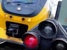 Bovenleiding bij Woerden hersteld, treinen rijden weer normaal
