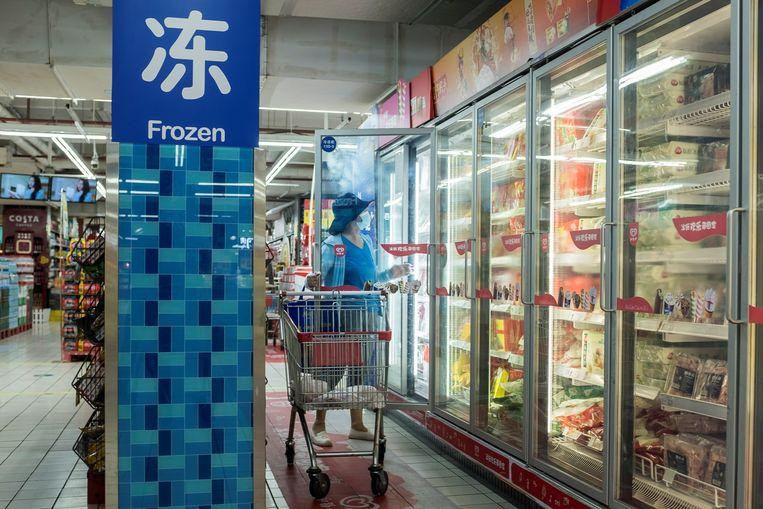 Hoewel testen bij mensen die in contact kwamen met besmet vlees negatief waren, besloten de autoriteiten toch te waarschuwen voor geïmporteerd diepgevroren voedsel.