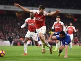 Arsenal rekent af met Chelsea