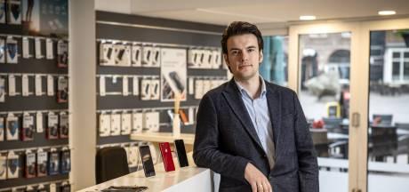 Stefan (30) opent tweede telefoonzaak: 'Losser is een heel logische stap'