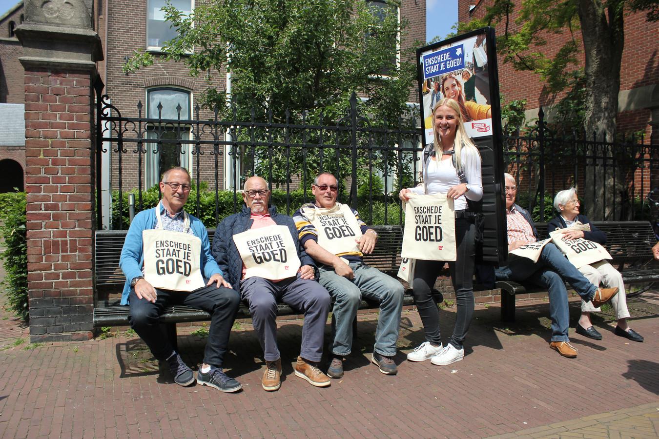 Guerilla Promotie Enschede Wekt Woede Van Winterswijk Foto Adnl
