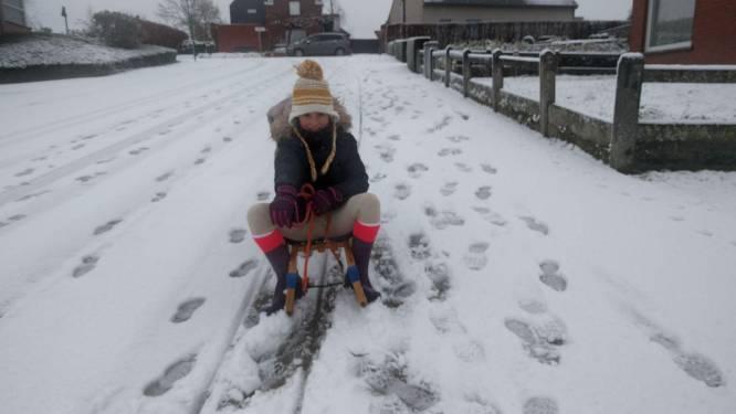 Sneeuwpret...maar ook ellende door winterweer