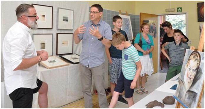 De Lubbeekse muziekschool (AMW) en het atelier voor creatieve expressie (ACE) gaan op in de Tiense Academie