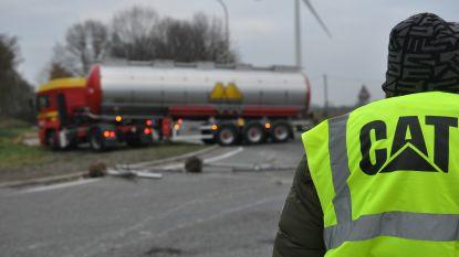"""""""Autoriteiten, maak een einde aan de brandstofblokkades"""""""