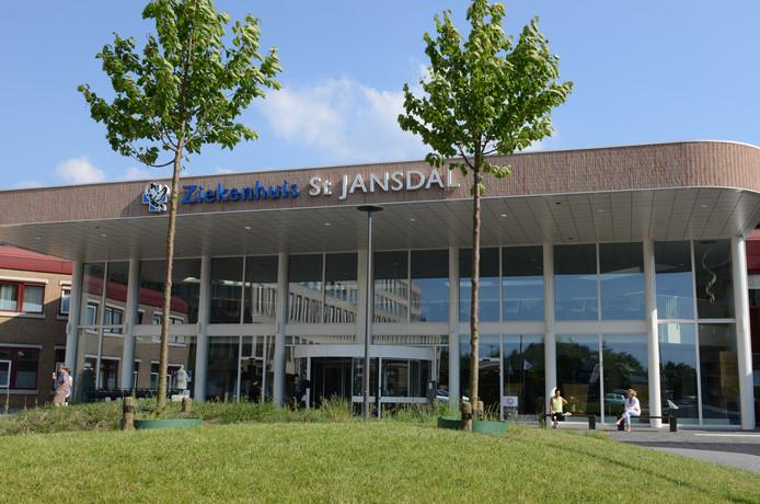 Ziekenhuis St Jansdal in Harderwijk.
