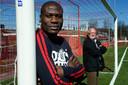 """Blaise N'Kufo: """"De betrokkenheid van de regio bij de club vind ik heel bijzonder."""""""